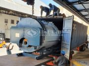 委内瑞拉食品行业1.5吨WNS系列燃油蒸汽锅炉项目