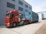 天津市新城供热站29MW SZS系列燃气热水锅炉项目