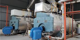 建材行业提质升级的有力支撑 鸭脖娱乐官网燃气锅炉提供高效蒸汽热源获认可