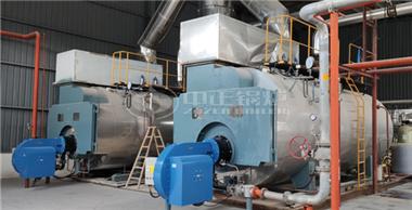 建材行业提质升级的有力支撑 亚博app下载安装燃气锅炉提供高效蒸汽热源获认可