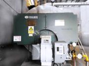 通惠制药6吨WNS系列高效节能燃气蒸汽锅炉项目