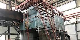 有效填补燃气锅炉空缺 鸭脖娱乐官网环保生物质锅炉项目遍地开花