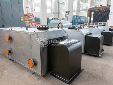 亚博app下载安装锅炉新型WNS系列燃油燃气锅炉冷凝器