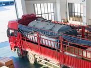 富盛食品2吨WNS系列环保型三回程燃气蒸汽锅炉项目