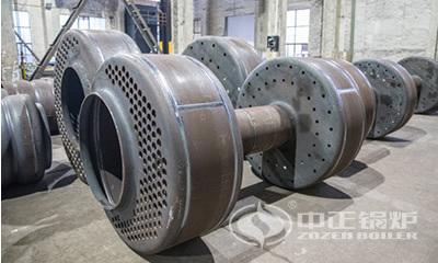 鸭脖娱乐官网锅炉WNS系列燃气锅炉内部结构