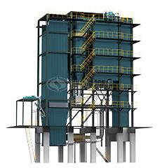 SHX系列循环流化床锅炉