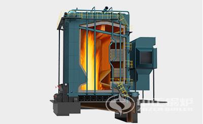 鸭脖娱乐官网锅炉DHL系列生物质锅炉内部结构