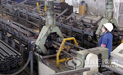 亚博app下载安装锅炉螺纹烟管生产线