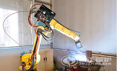 亚博app下载安装锅炉管座自动焊设备