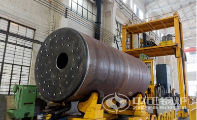 亚博登录官方网站锅炉先进的工装设备