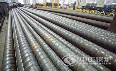 亚博登录官方网站锅炉螺纹烟管生产线
