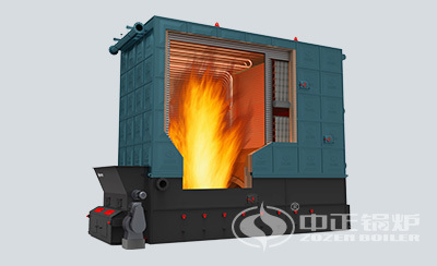 鸭脖娱乐网页版锅炉燃煤导热油锅炉内部结构